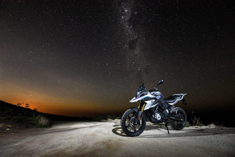 Introducing the new BMW G 310 GS