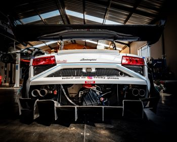 Giannoccaro Bros – Lamborghini Super Trofeo Race Cars