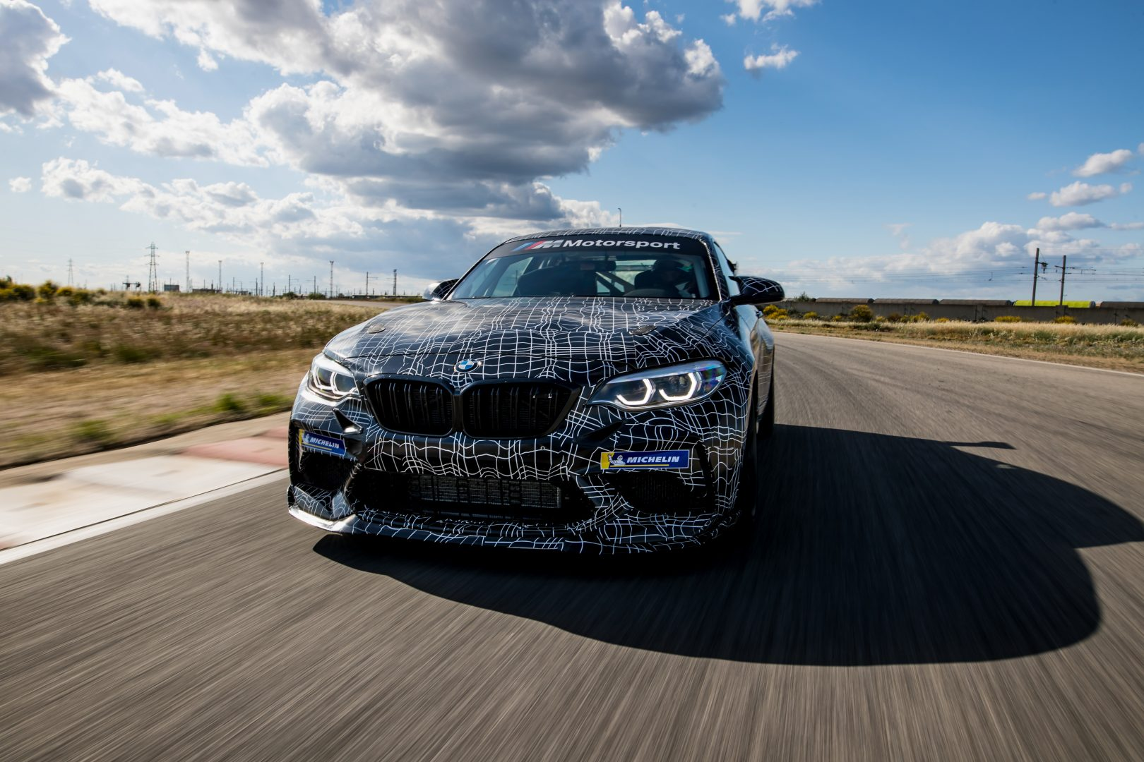 New Entry-Level BMW Race Car Based On The M2 Competition