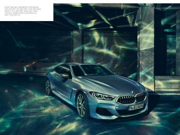 2019 BMW 8 Series Brochure (UK)