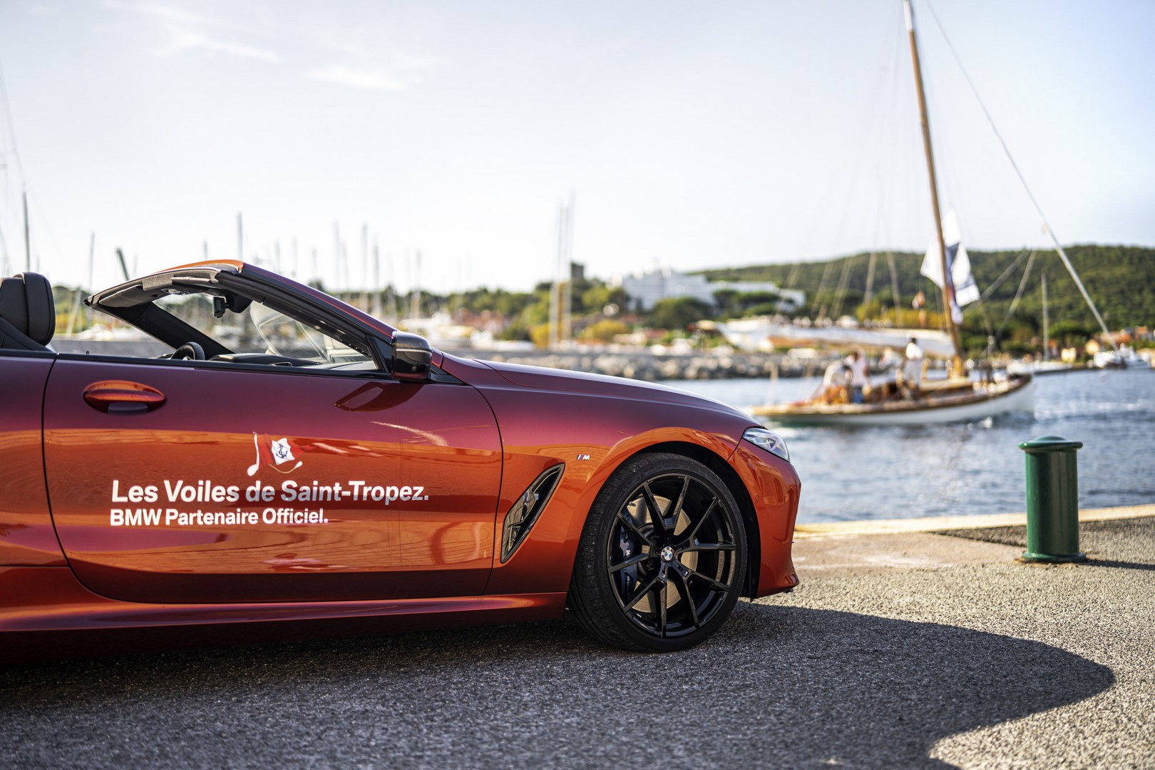 BMW M and the Les Voiles de Saint-Tropez