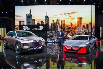 BMW Group aims for one million electrified vehicles in 2021