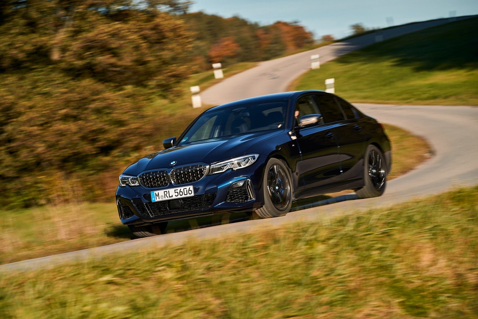 The New BMW M340i xDrive Sedan