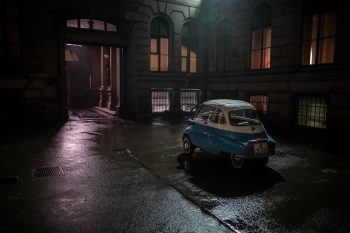 """""""The Small Escape"""" – Heading for freedom in the BMW Isetta"""