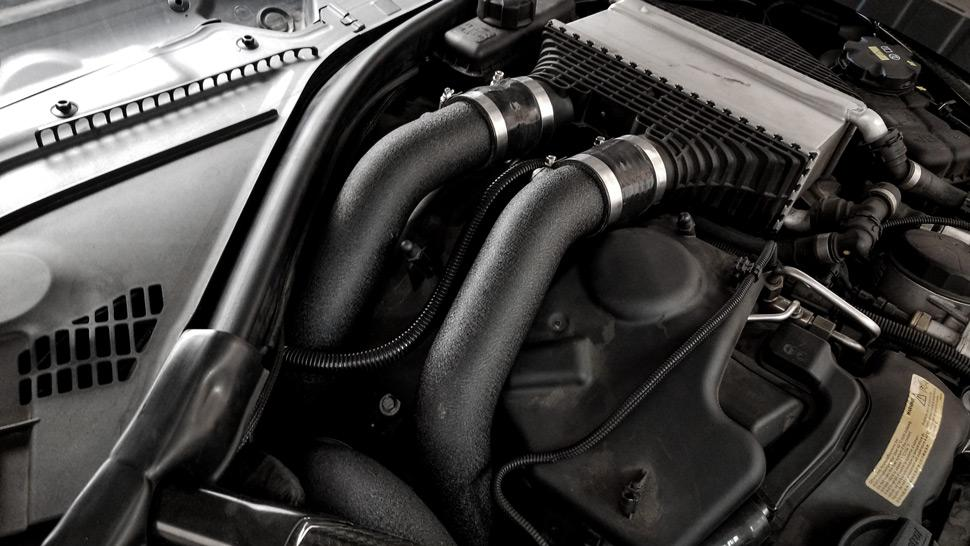 BMS BMW M3-M4 S55 Aluminum Replacement Chargepipes ZA