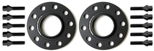 Burger Motorsports BMW Wheel Spacer Kit w-10 Bolts (E Chassis)