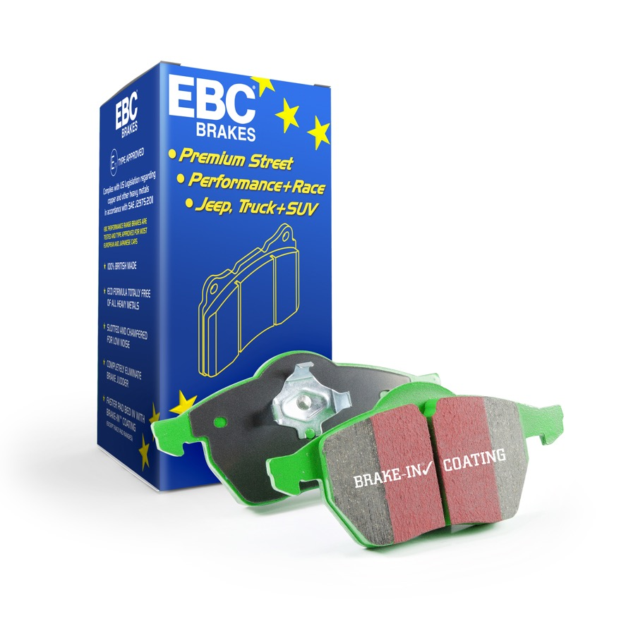 EBC GreenStuff Brake Pads