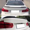 BMW F80 M3 CF V Style Carbon Fibre Boot Spoiler Featured iMAGE