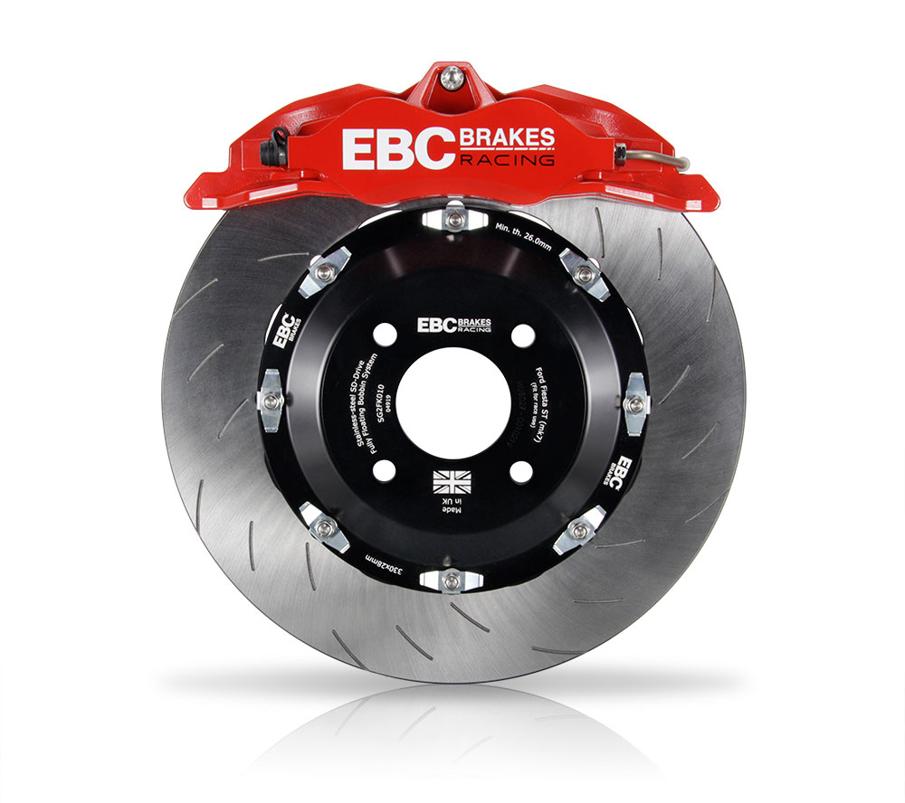 EBC Apollo Balanced Big Brake Kits