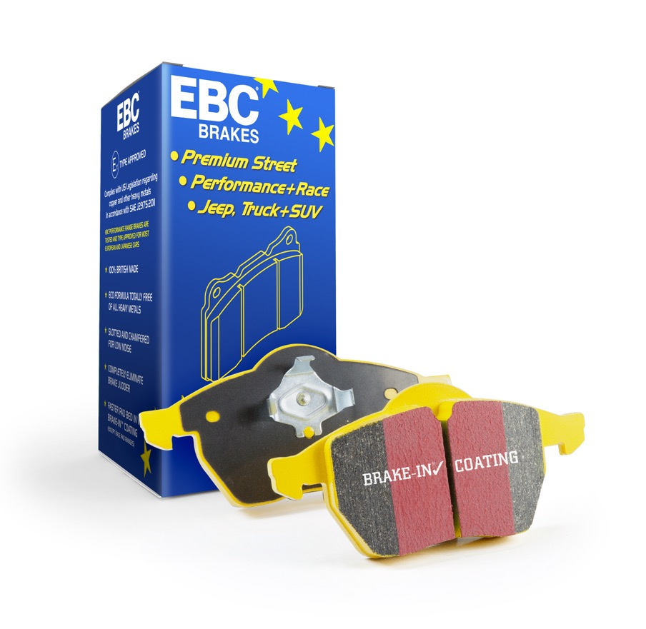 EBC YellowStuff Brake Pads For BMW E92 M3