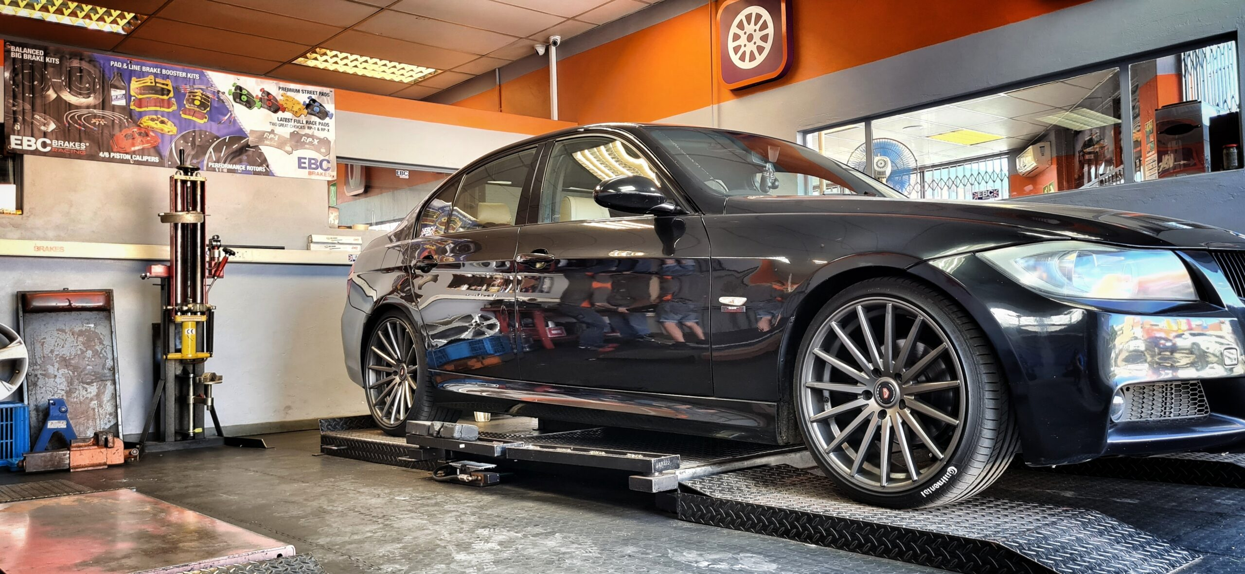 TrackRecon Tyres And More High Performance Fitment Center